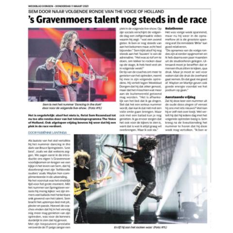 Sem_week10_weekblad_dongen